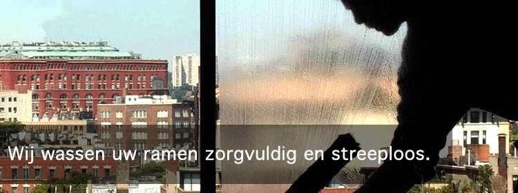 schoonmaak in Groningen